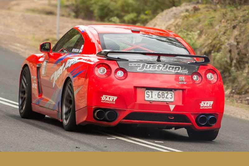 Tarmac Rally GT-R