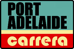 Port Adelaide Carrera Logo