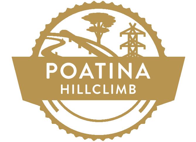 Poatina Hillclimb Logo