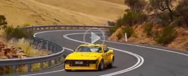 VIDEO: Eden Valley Hillclimb 2015 Highlights